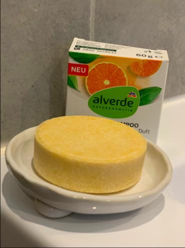 Tuhý šampón na vlasy mandarínka & bazalka, 60 g - test porovnanie recenzia