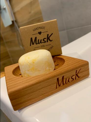 Tuhý šampón Musk - test porovnanie recenzia