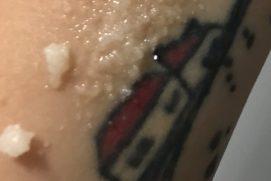 soľný peeling Soaphoria detail - recenzia