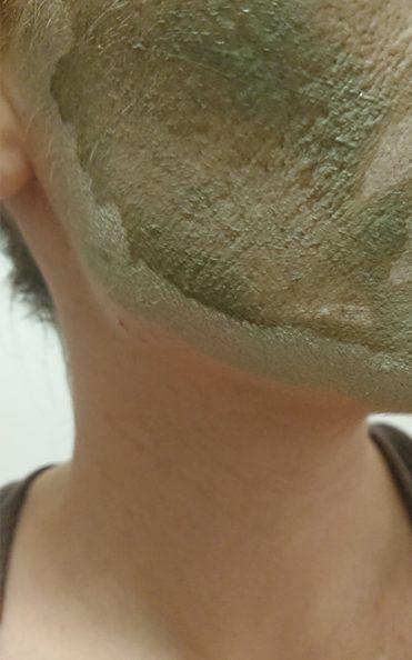 ilová maska na tvár Saloos