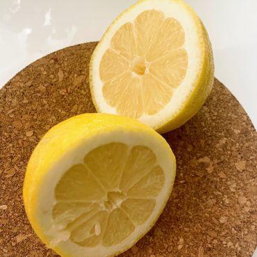 domáci recept proti lupinám - citrónová šťava