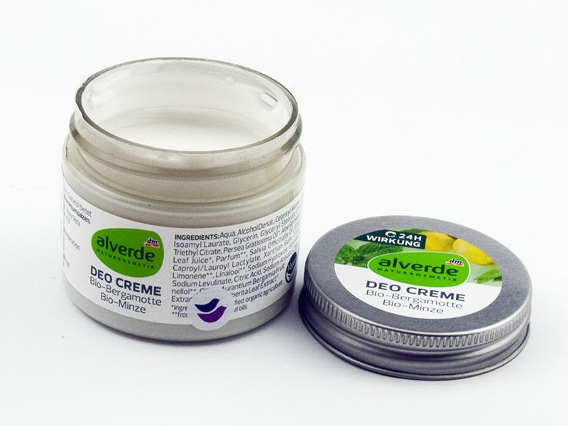 Najlepsi bio deodorant pre mužov, pre ženy - alverde