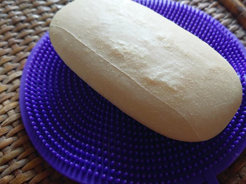 antibakterialne mydlo na tvar