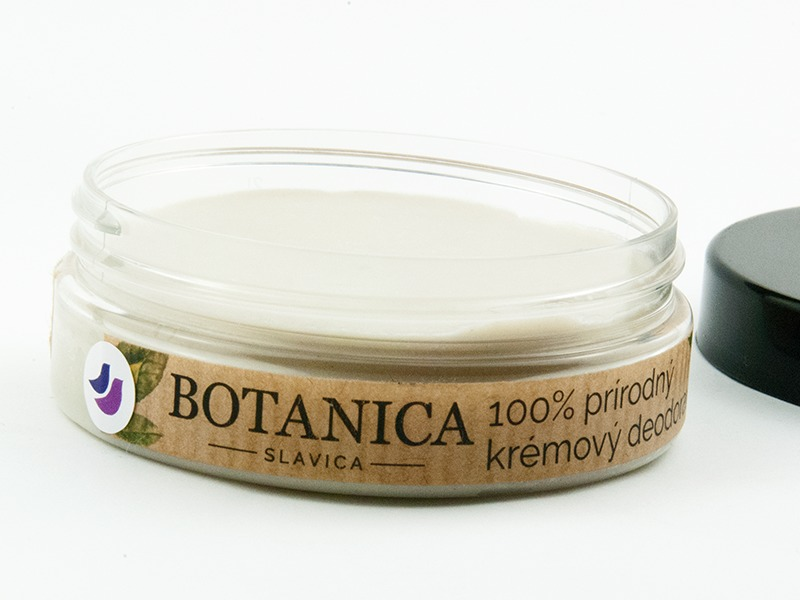 Botanica Slavica – prírodný dezodorant biely íl, zelený čaj a aloe deodorant skusenosti
