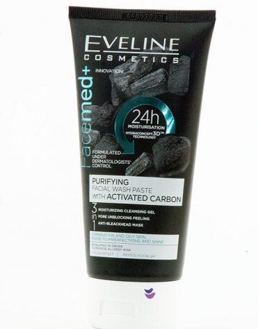 eveline čistiaci gél s aktívnym uhlím recenzia