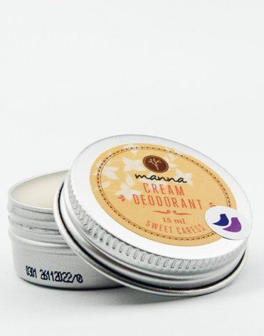 Manna – krémový dezodorant geranium a rozmarín recenzia skúsenosti
