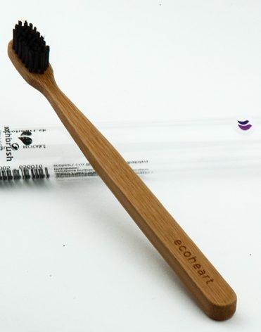 Bambusová zubná kefka Ecoheart recenzia skúsenosti