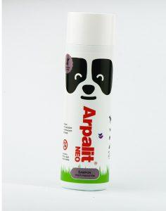 Antiparazitný šampón pre psov Arpalit Neo recenzia