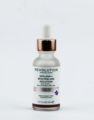 exfoliačné pleťové serúm revolution použitie recenzie