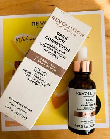 Recenzia: Revolution Skincare Dark Spot Corrector - aktívne sérum proti pigmentovým škvrnám
