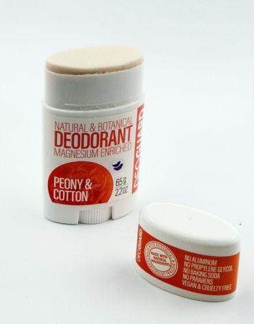 Deoguard Tuhý dezodorant Pivonka & Bavlna - recenzia, skúsenosti