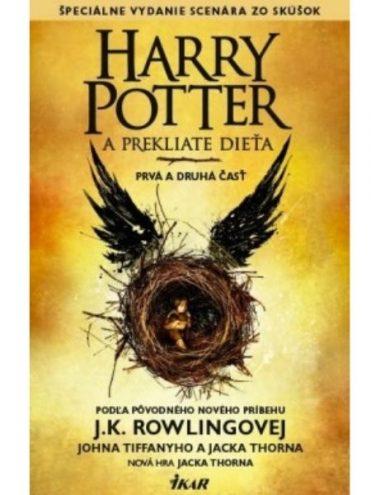 Harry Potter a Prekliate dieťa recenzia