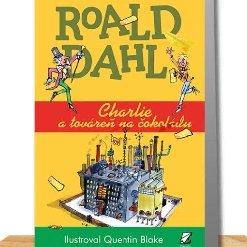 Charlie a továreň na čokoládu, Roald Dahl