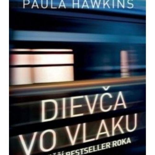 Dievča vo vlaku, Paula Hawkins