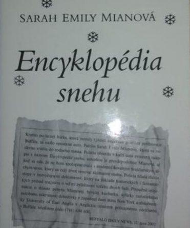 Encyklopédia snehu recenzia