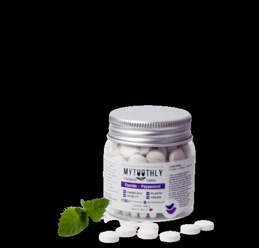 Zubné tabletky MyToothly – recenzia