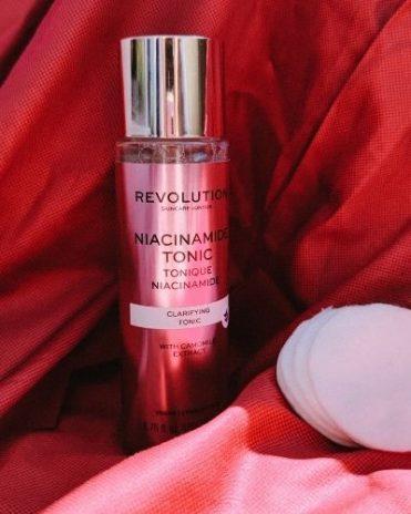 Pleťové tonikum Skincare Niacinamid – recenzia