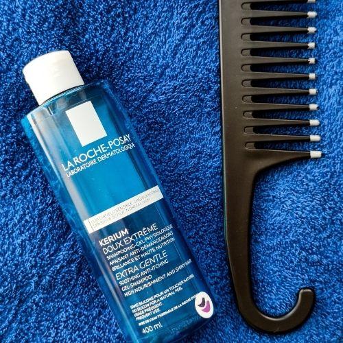 Šampón na citlivú pokožku La Roche Posay skúsenosti