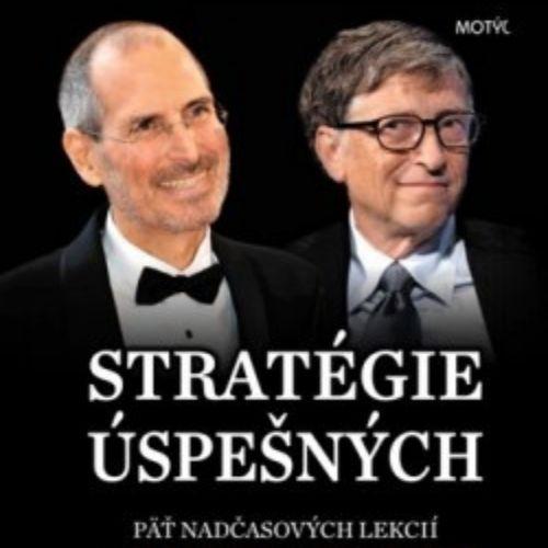 Stratégie úspešných, David B. Yoffie & Michael A. Cusumano