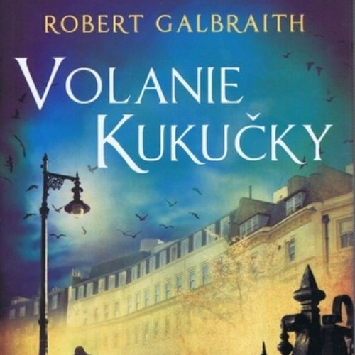 Volanie kukučky, Robert Galbraith