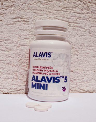 Alavis Mini - kĺbová výživa pre psov - recenzia
