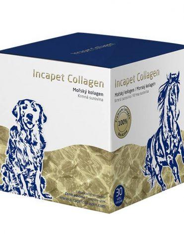 Incapet Collagen pre psy recenzia