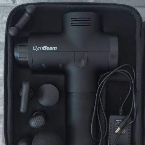 gymbeam Masazna pistol test