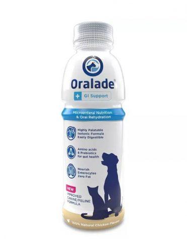 Oralade GI rehydratačný roztok - recenzia