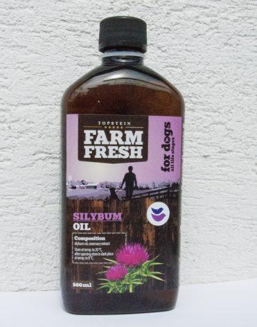 pestrecovy olej pre psov recenzie