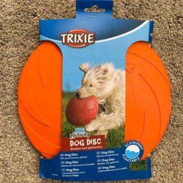 """Trixie Lietajúci tanier """"Doggy Disc"""" plávajúci - test"""