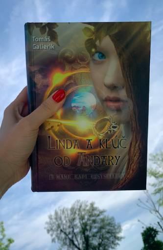 Linda a kľúč od Andary – Tomáš Galierik - knižná recenzia
