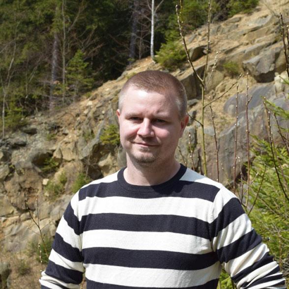 Tomáš Galierik autor